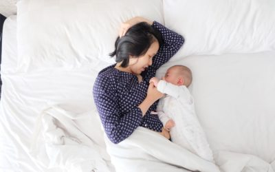 Benefits of Breastfeeding for Mothers and Babies